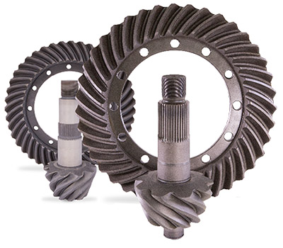 volvo ring and pinion